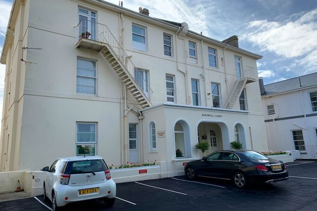 Thumbnail 2 bed flat to rent in Falkland Road, Torquay