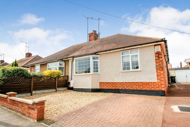 Thumbnail Semi-detached bungalow for sale in St. Margarets Avenue, Rushden