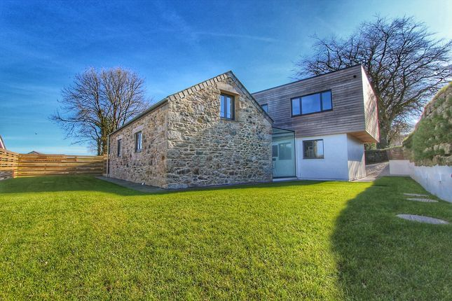 Thumbnail Detached house for sale in St. Cleer, Liskeard