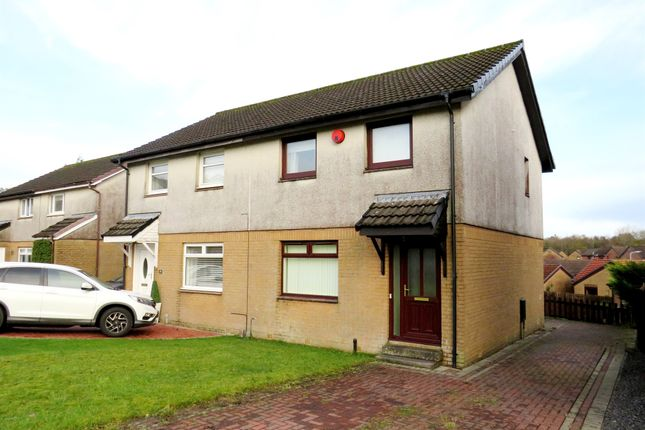 Semi-detached house for sale in Broughton, East Kilbride, Glasgow