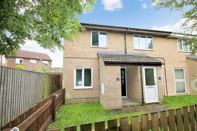 Thumbnail Flat for sale in Bardsey Close, Royal Wootton Bassett, Wiltshire
