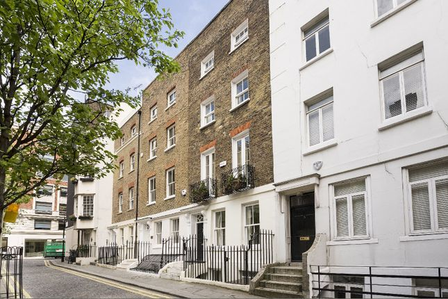 Thumbnail Terraced house for sale in Derby Street, Mayfair, London