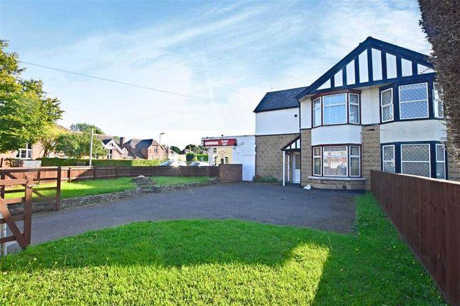 Thumbnail Semi-detached house for sale in Barnwood Road, Barnwood, Gloucester