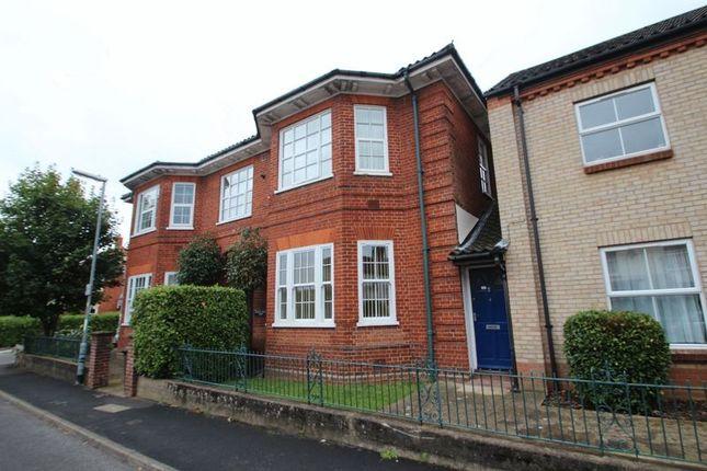 Thumbnail Flat for sale in Belvoir Street, Norwich