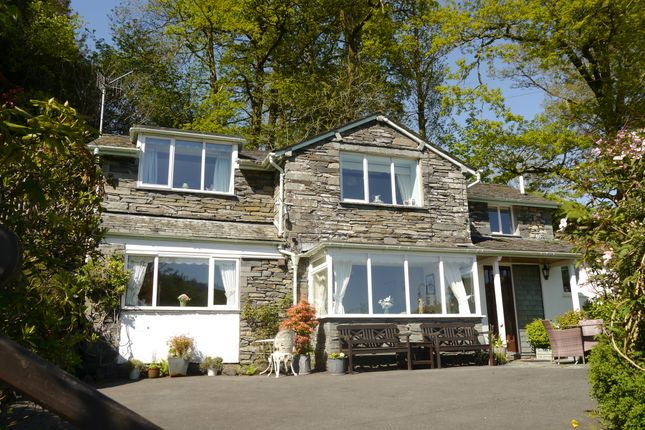 Thumbnail Detached house for sale in Skelwith Bridge, Ambleside