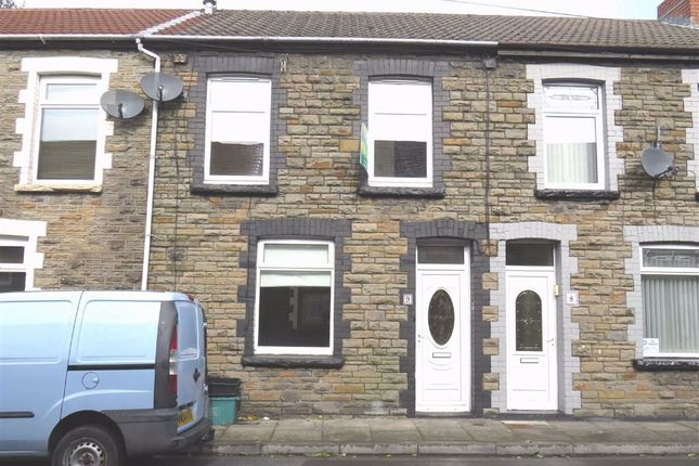 Thumbnail Terraced house to rent in Victoria Street, Merthyr Vale, Merthyr Tydfil