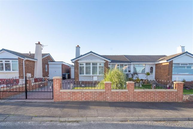 Thumbnail Semi-detached bungalow for sale in Greenways, Consett