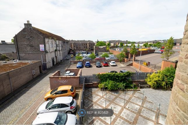 Rear View of Whalers Close, Dundee DD4
