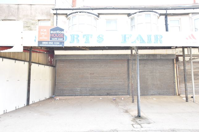 Thumbnail Flat for sale in Lytham Road, Blackpool, Lancashire