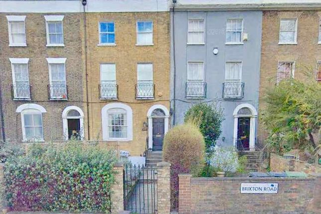 Thumbnail Detached house to rent in Brixton Road, Brixton, London