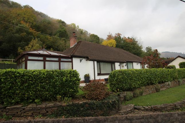 Thumbnail Detached bungalow for sale in Tir-Y-Cwm Lane, Risca, Newport
