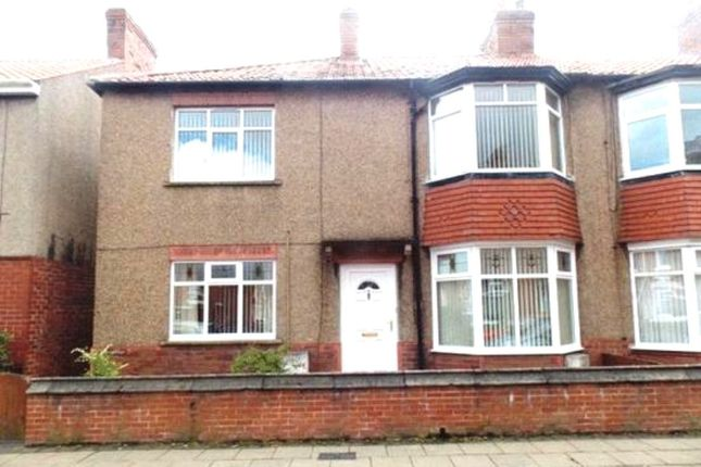 Thumbnail Flat for sale in Wright Street, Blyth