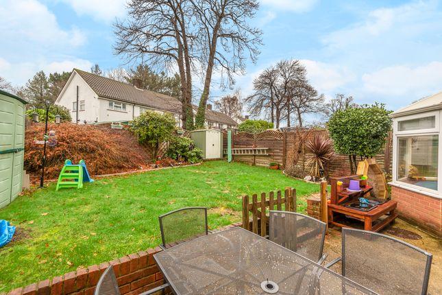 Rear Garden of Woodland Close, Southampton SO18