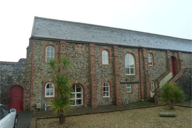 Thumbnail Flat for sale in Highford Farm, The Granary, Higher Clovelly, Bideford, Devon
