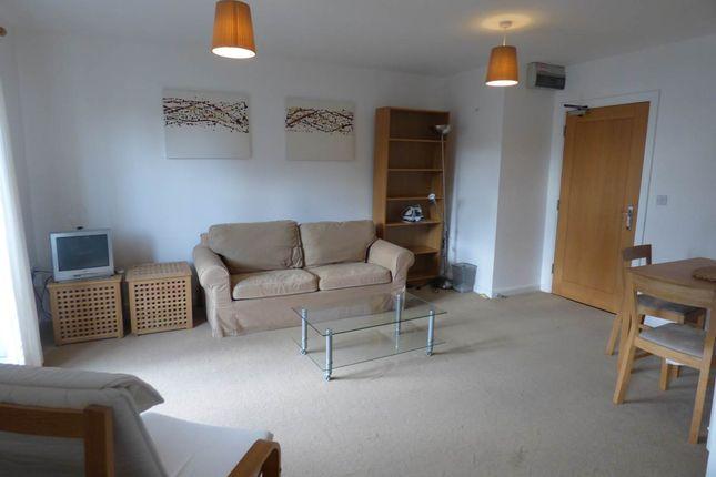 Lounge of St Christophers Court, Maritime Quarter, Swansea SA1