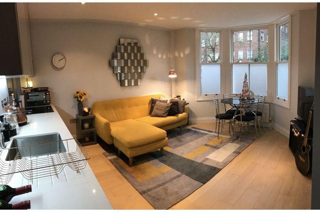 Thumbnail Flat to rent in Upper Marlborough Road, St.Albans