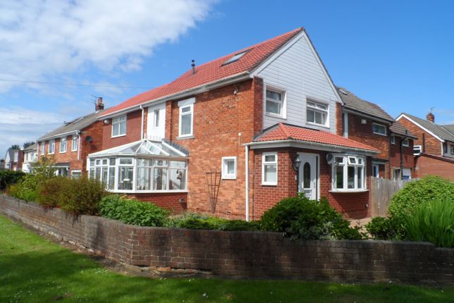 Thumbnail Semi-detached house for sale in Broom Close, Morpeth