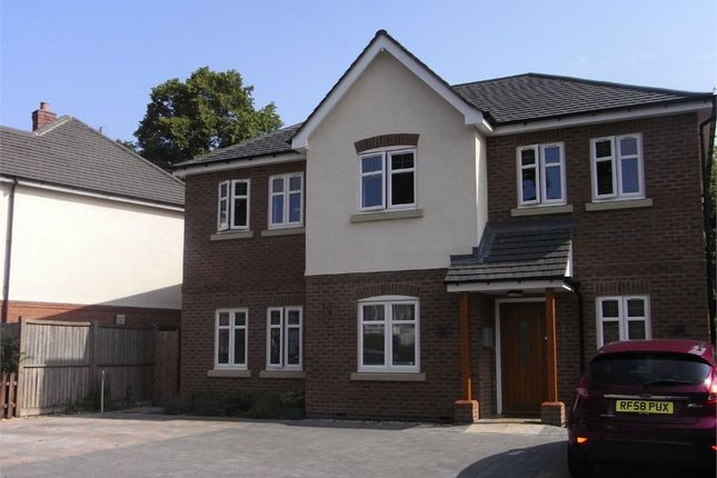 Thumbnail Flat to rent in 22 South Parade, Sutton Coldfield, West Midlands