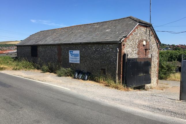 Thumbnail Industrial for sale in White Dirt Farm, White Dirt Lane, Waterlooville