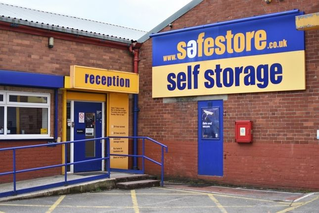 Office to let in Safestore Self Storage, Kingston Business Centre, Chestergate, Stockport