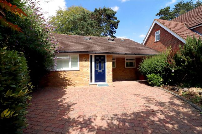 Thumbnail Detached bungalow for sale in The Ridgeway, Watford