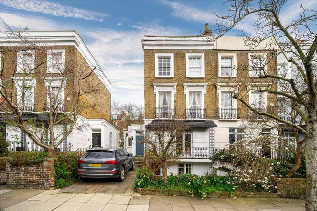 Thumbnail Semi-detached house for sale in Northumberland Place, London