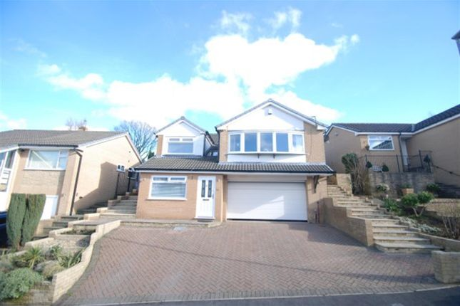 Thumbnail Detached house for sale in Fox Hill Drive, Stalybridge, Cheshire