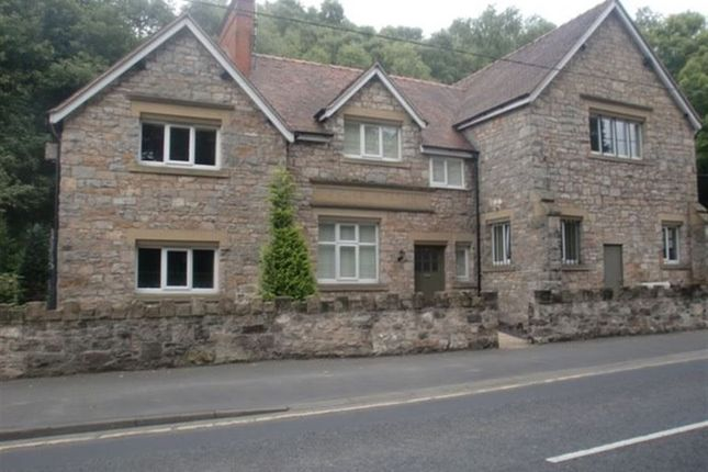 Thumbnail Flat to rent in The Old Police Station, Caergwrle, Wrexham