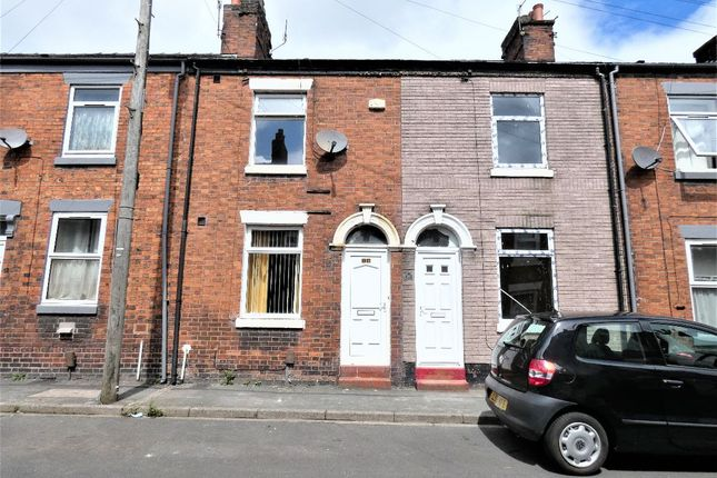 Thumbnail Terraced house to rent in Henry Street, Tunstall, Stoke-On-Trent