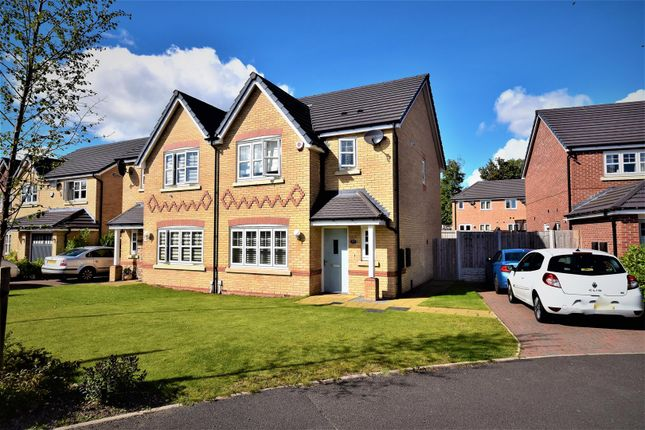 Thumbnail Semi-detached house for sale in Llys Y Groes, Wrexham
