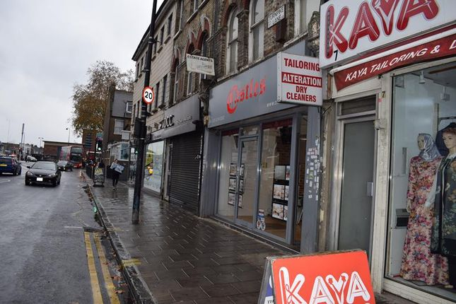 Thumbnail Retail premises to let in 5 Turnpike Lane, Haringey, London