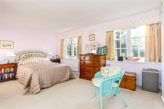 Master Bedroom of Lower Common, Eversley, Hook, Hampshire RG27