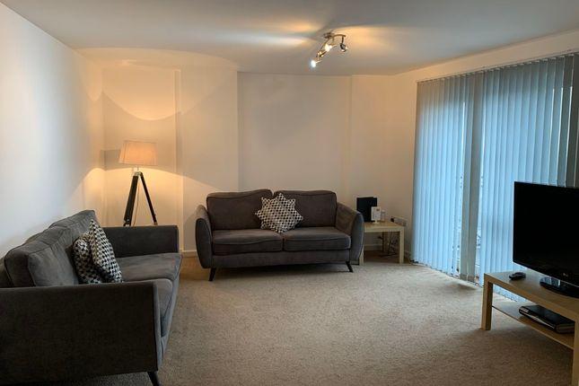 Thumbnail Flat to rent in Woolmonger Street, Northampton