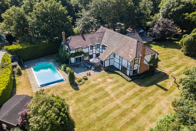 Thumbnail Detached house for sale in Henley Road, Stubbings, Maidenhead