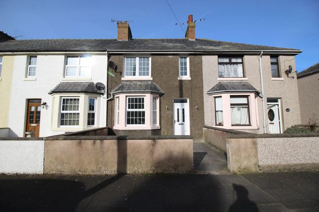 Thumbnail Terraced house to rent in Waver Street, Silloth, Wigton