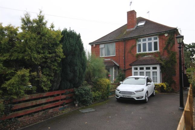 Thumbnail Semi-detached house for sale in Prospect Road, Farnborough