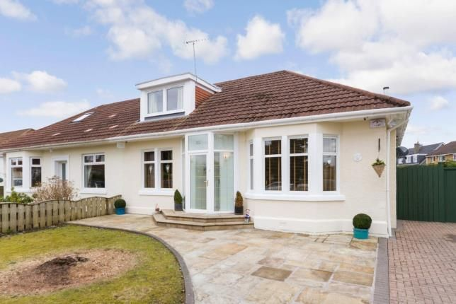 Thumbnail Bungalow for sale in Killearn Drive, Ralston, Paisley, .