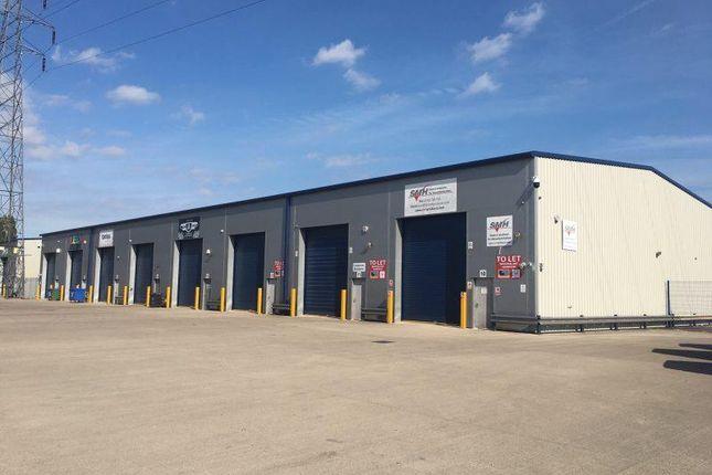 Thumbnail Light industrial to let in Unit 12, Wentloog Buildings, Wentloog Road, Rumney, Cardiff