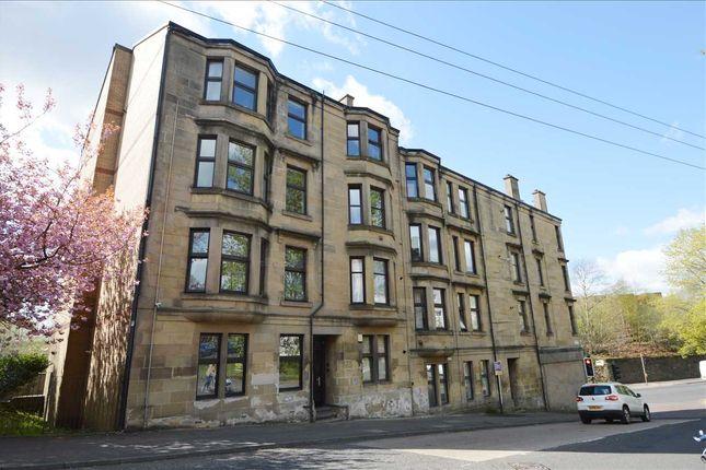 Thumbnail Flat for sale in Sandbank Street, Glasgow