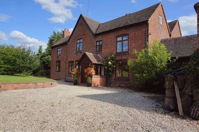 Thumbnail Detached house for sale in Noneley, Shrewsbury