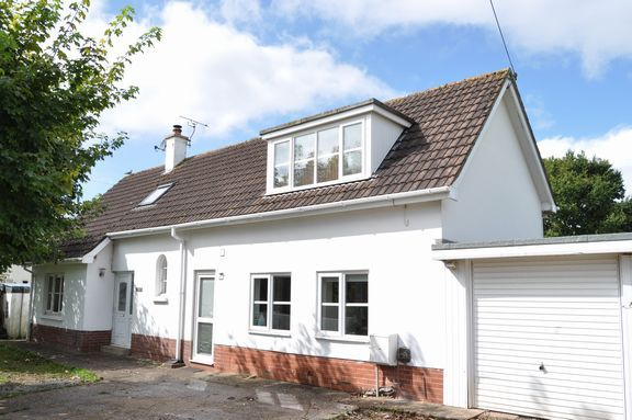 Thumbnail Detached house for sale in Silver Street, Willand, Cullompton