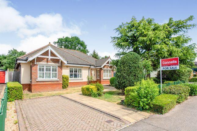 Thumbnail Detached bungalow for sale in Oundle Avenue, Bushey