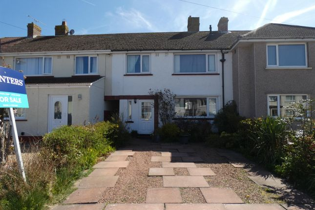Thumbnail Terraced house for sale in Skinburness Drive, Silloth, Wigton