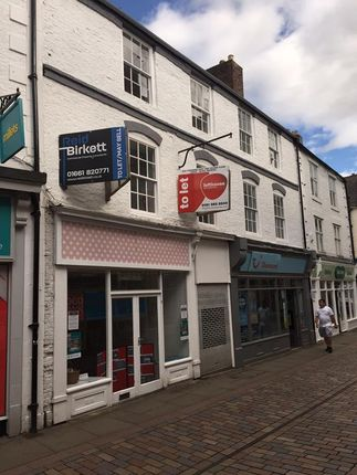 Thumbnail Retail premises to let in 28A Fore Street, Hexham, Northumberland
