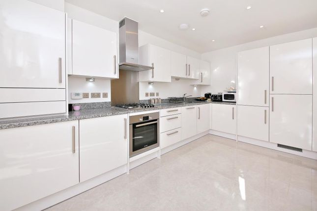Thumbnail Semi-detached house to rent in Caulfield Gardens, Pinner