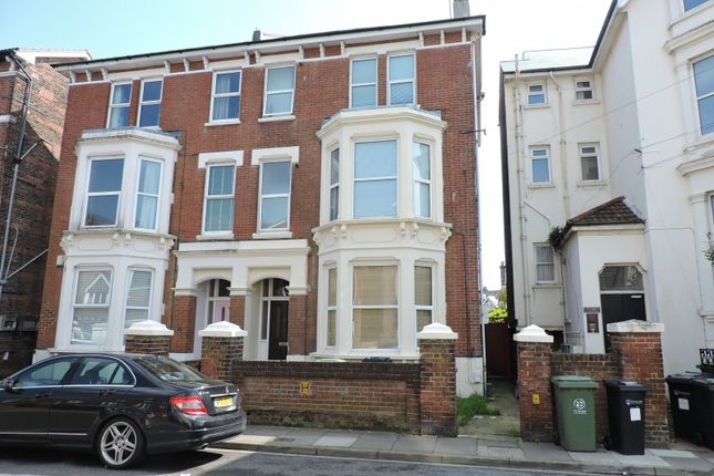 Thumbnail Terraced house to rent in St. Ronans Road, Southsea