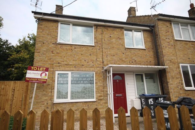 Thumbnail Shared accommodation to rent in Tunstall Road, Canterbury
