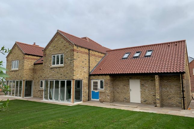 Thumbnail Detached house for sale in Victoria Mews Fordham, Ely
