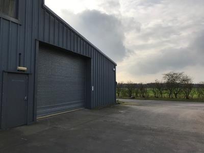 Thumbnail Warehouse to let in Unit 6, Blakenhall Business Centre, Cauldwell, Nr Rosliston, Derbyshire