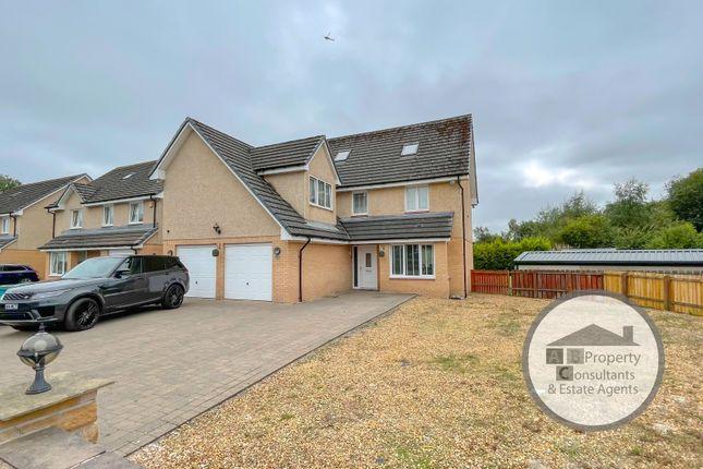 Thumbnail Detached house for sale in Carrick Place, Glenboig, Lanarkshire